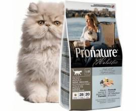 Линейка комров Pronature для кошек