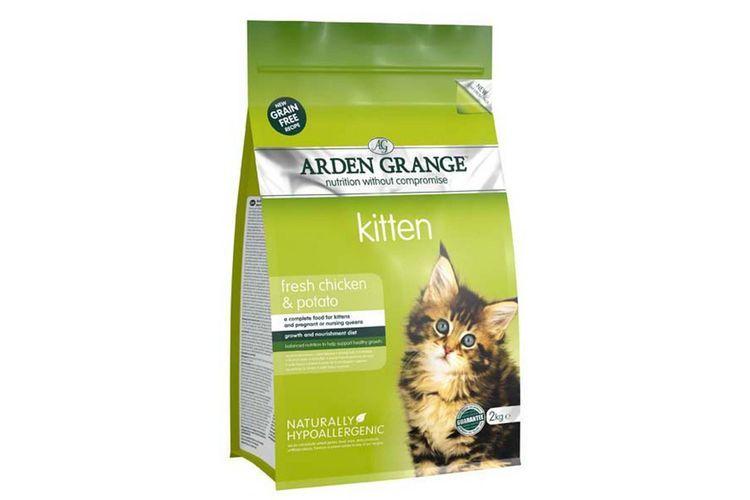 Arden Grange Kitten