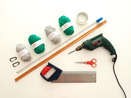 Инструменты для гамака