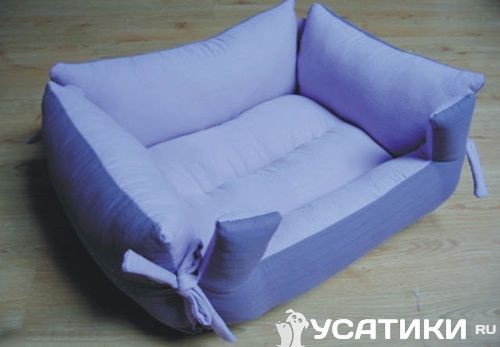 Кошачий диванчик