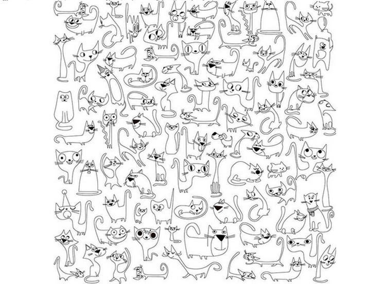 раскраски кошки и собаки кинозавр