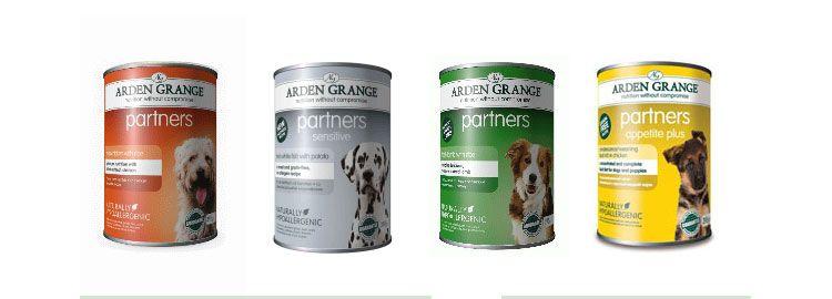 Консервы для собак Arden Grange