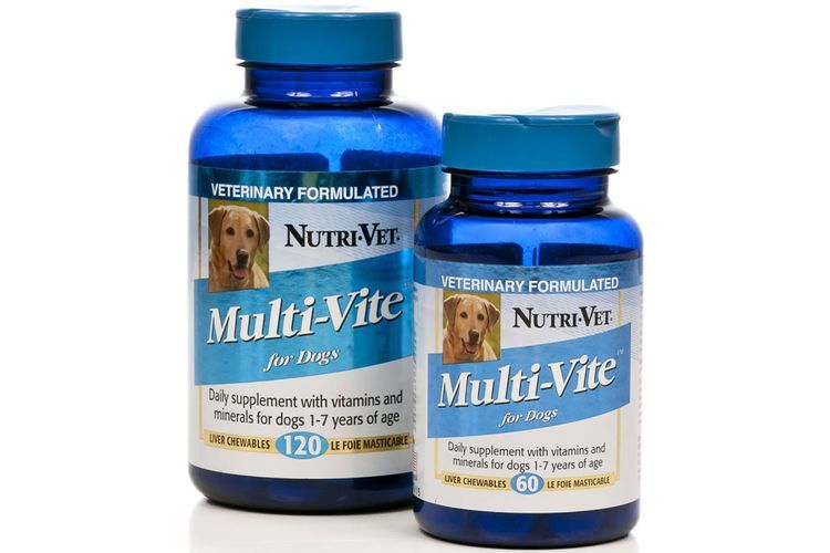 Витамины Nutri-Vet