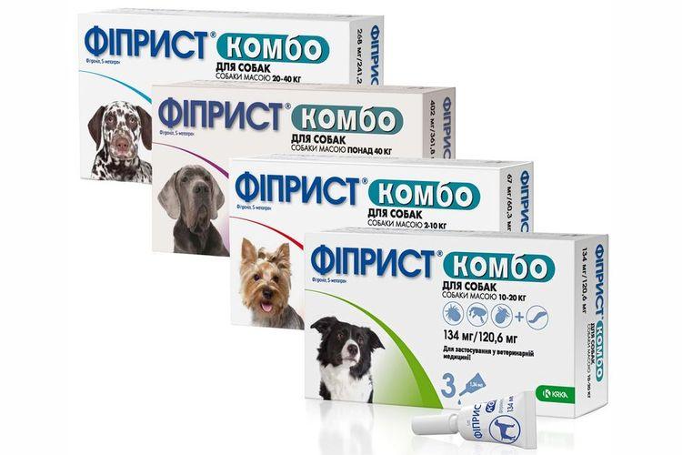 Препарат Фиприст Комбо