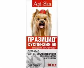Празицид суспензия для собак
