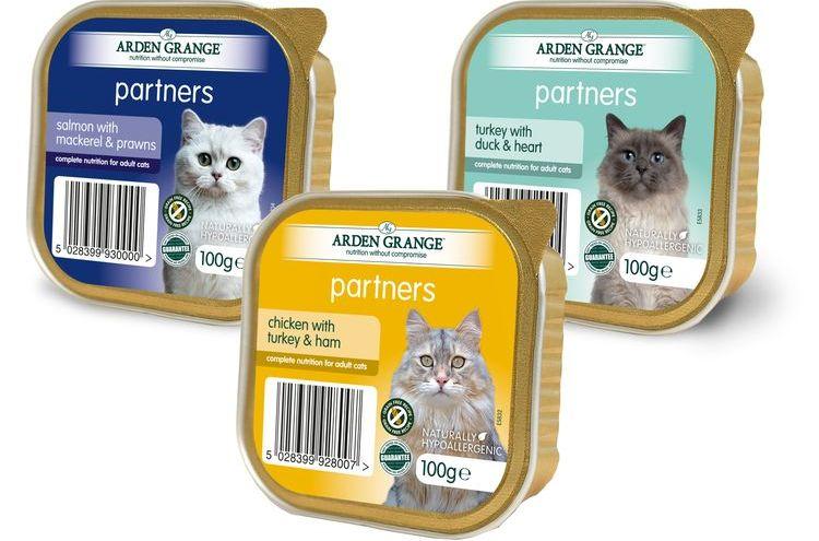 Влажный корм для кошек Arden Grange