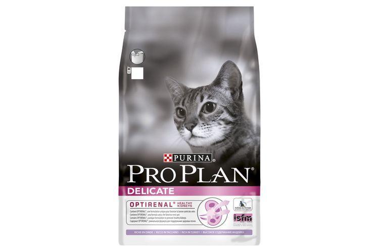 Рацион для кошек с чувствительным пищеварением