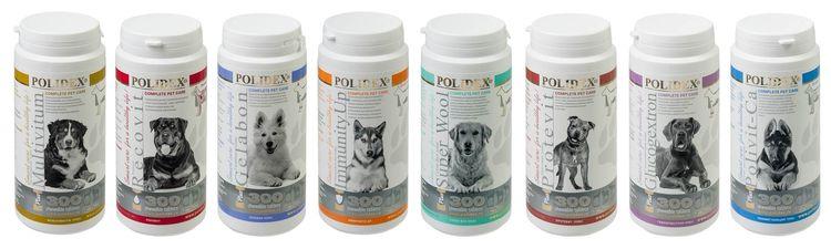 Витамины Полидекс для собак