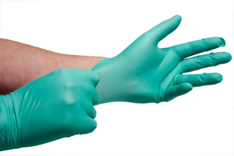Медицинские перчатки