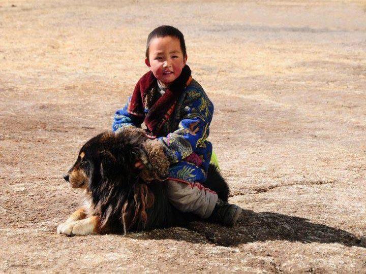 ребенок и банхар