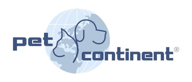 Логотип фирмы Пет-Континент