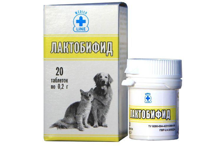 Лактобифид для собак