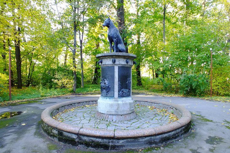 Памятник собаке Павлова (г. Санкт-Петербург)