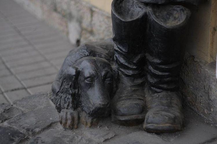 Памятник МуМу (г. Санкт-Петербург)