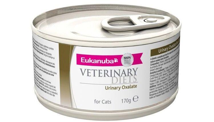 Корм для кошек Eukanuba Urinary Oxalate