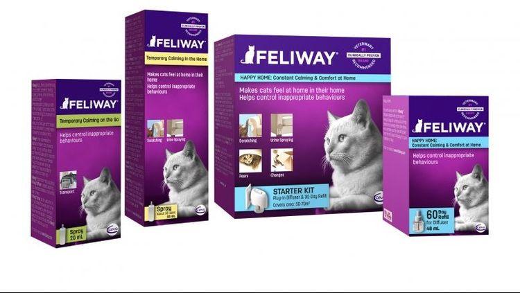 Феливей для кошек