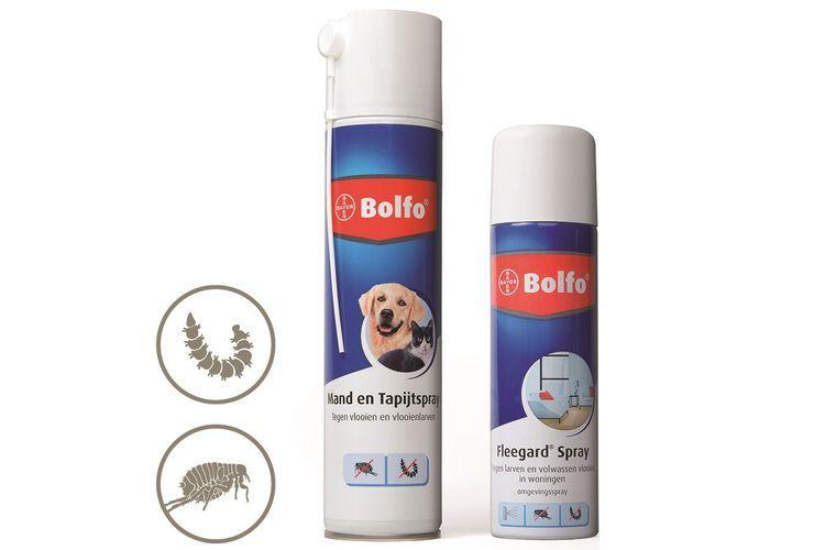 Спрей Больфо для собак