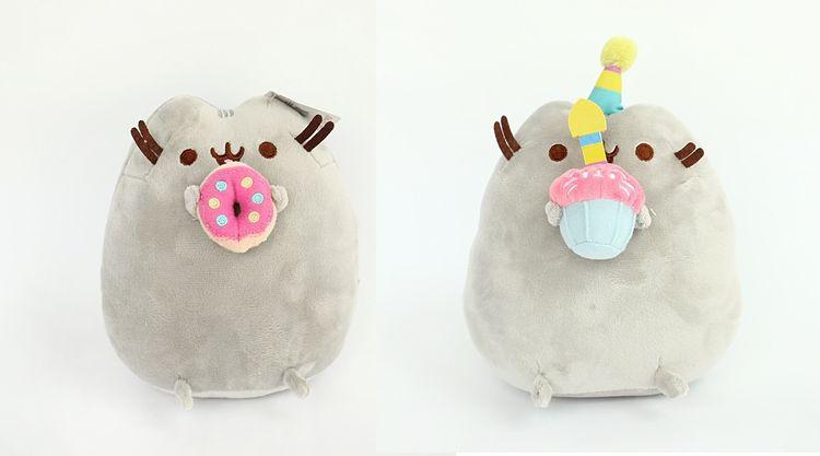 Кот Пушин: мягкие игрушки