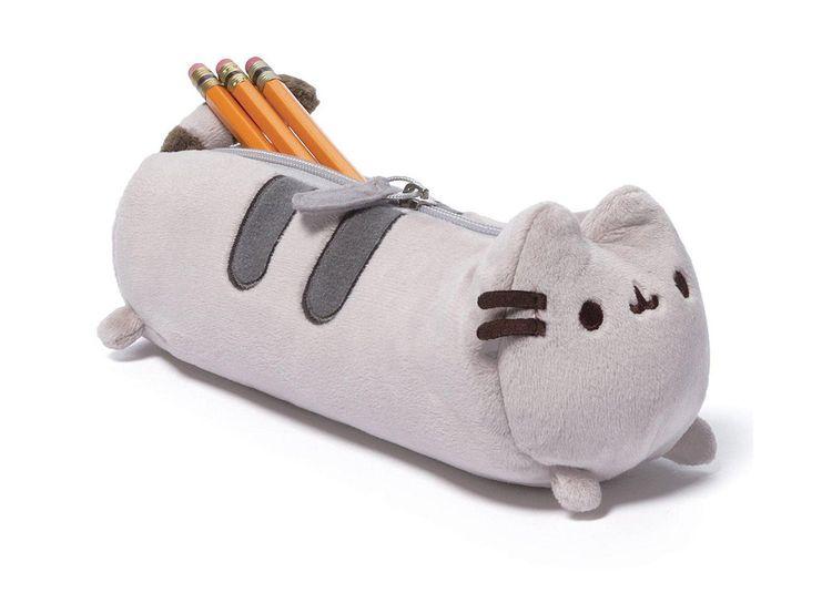 Пенал кот Пушин