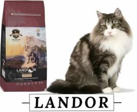 Корм Ландор для кошек