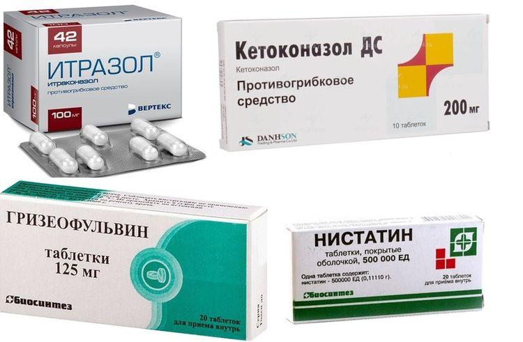 Препараты для лечения трихофитии у собак