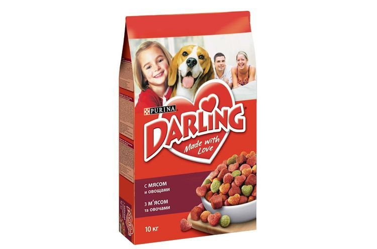 Сухой корм для собак Дарлинг