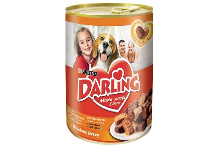 Консервы Дарлинг для собак