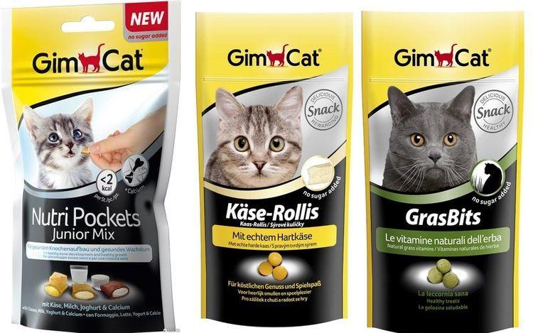 Лакомства для кошек Gimborn