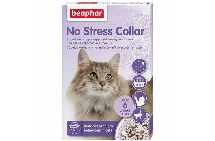 Beaphar No Stress Collar для кошек