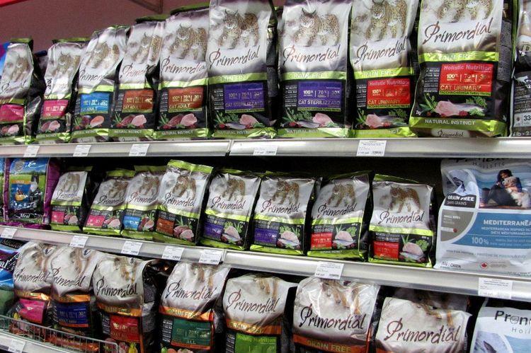 Primordial – корм для кошек
