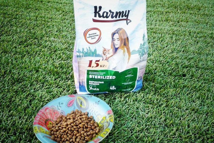 Корм Karmy для котов