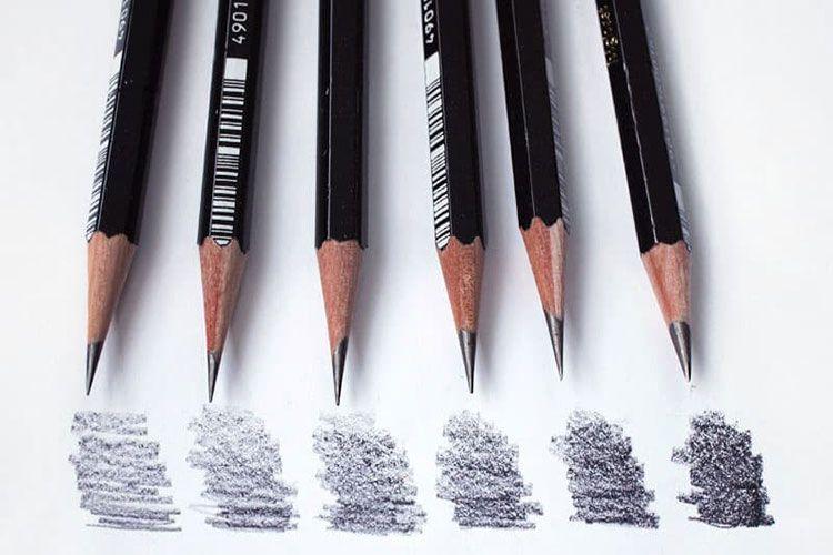 Графитные карандаши