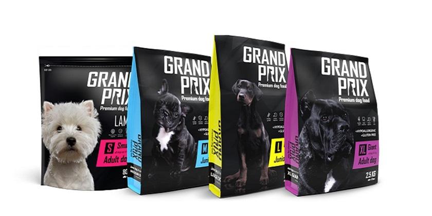 Корма для собак Grand Prix