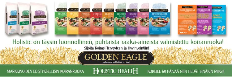 Golden Eagle Holistic