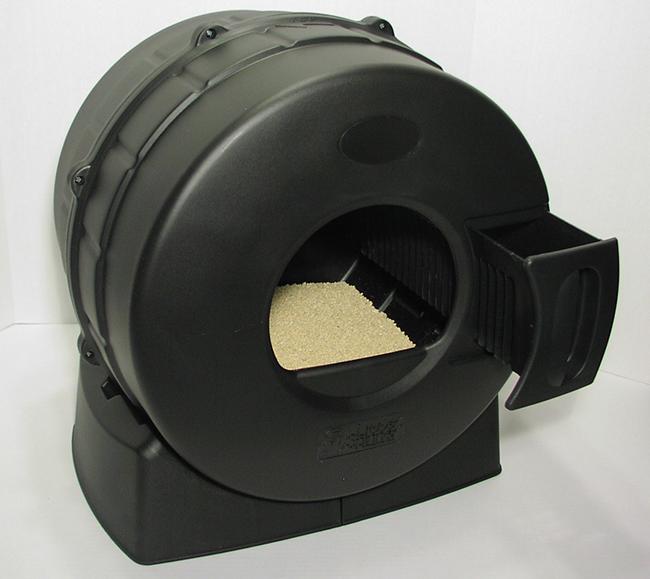 Кошачий туалет Litter Spinner