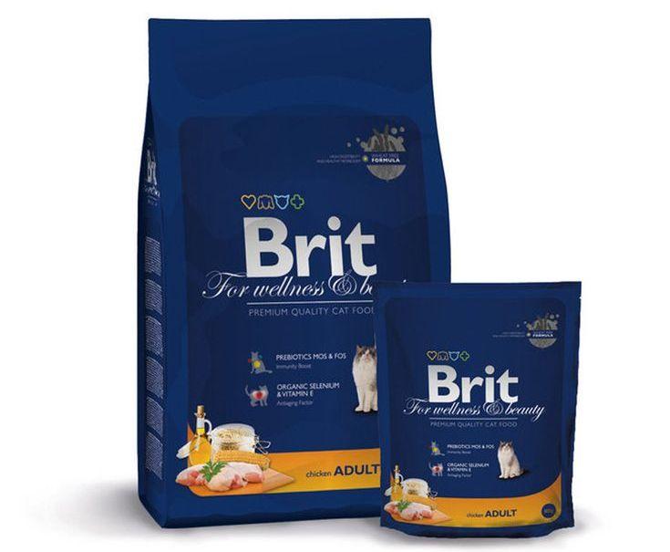 Корм Brit Premium