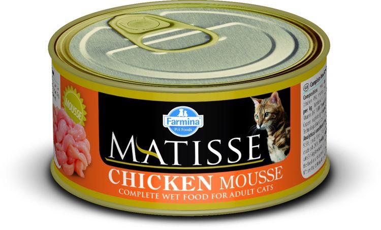 Влажный корм для кошек Matisse