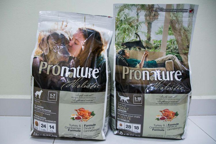 Корм для собак Pronature