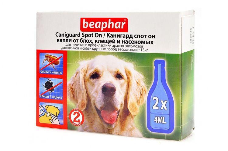 Beaphar от блох и клещей