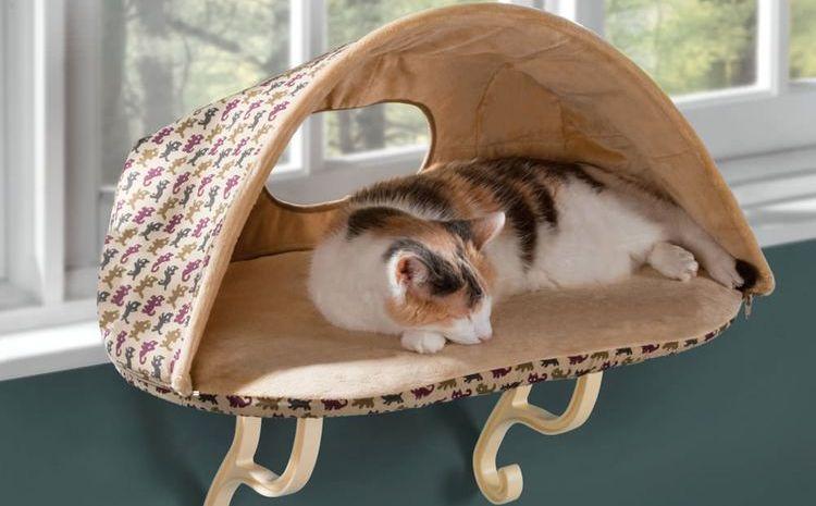 Лежак для кота