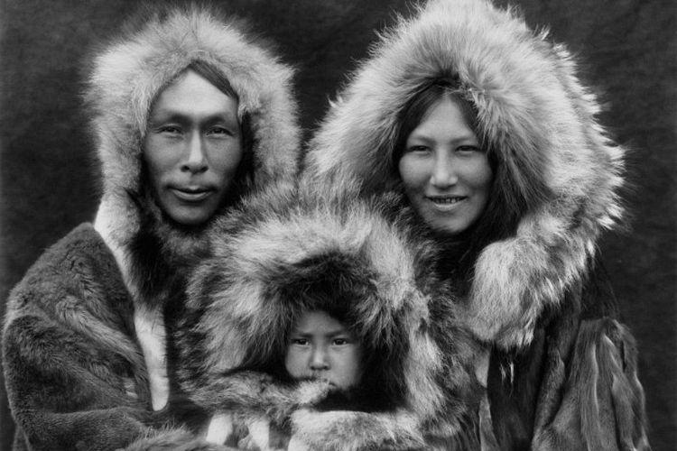Жители Севера