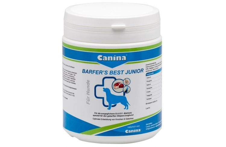 Barfer's Best Junior