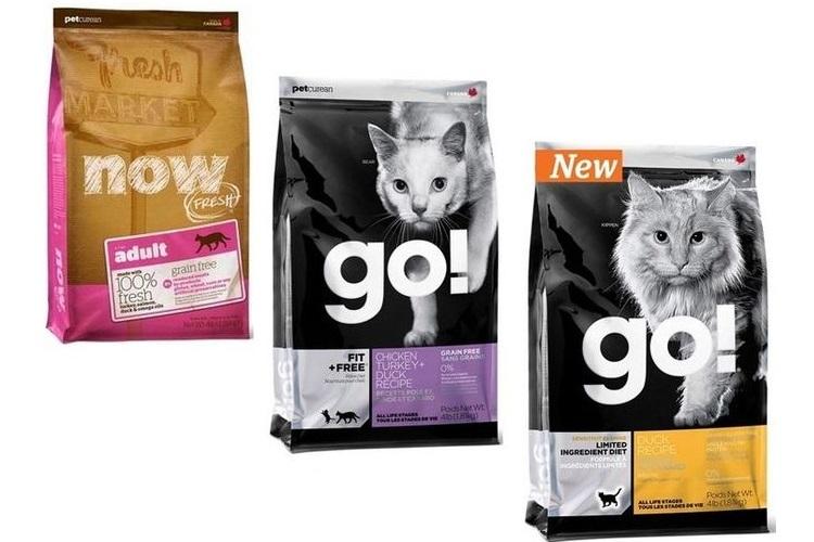 Корм для кошек Гоу