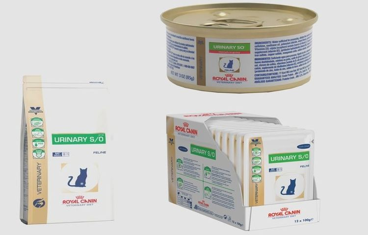Корм для кошек Royal Canin Urinary S/O LP-34 Feline