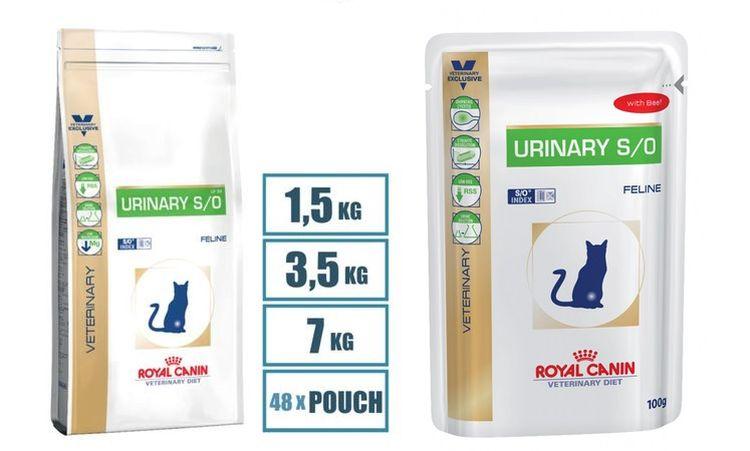 Корм для кошек Royal Canin Urinary Programme LP-34