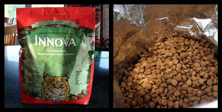 Сухой корм для кошек Иннова