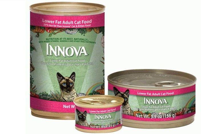 Консервы для кошек Иннова