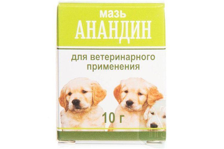 Мазь Анандин