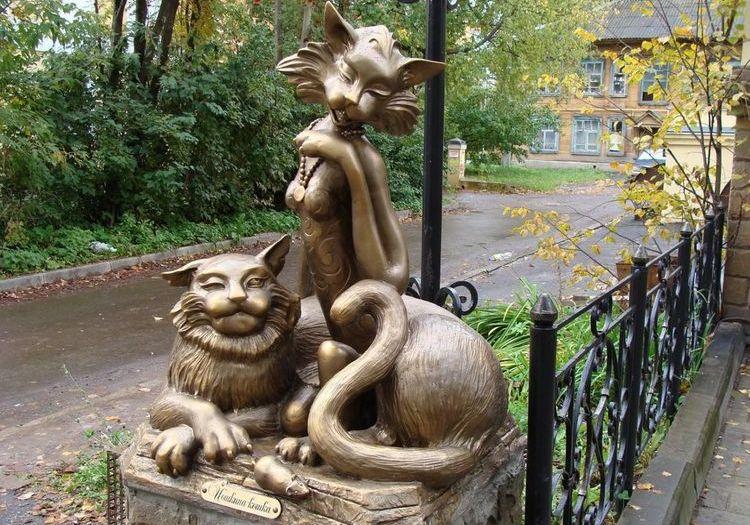 Памятник Йошкина кошка