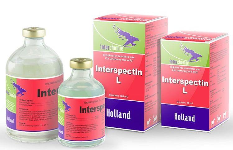 Интерспектин-L для собак